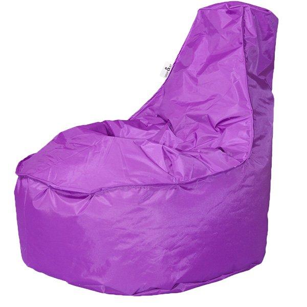 Bolletjes Voor Zitzak.Drop Sit Noa Zitzak Stoel Paars