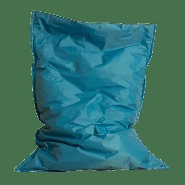 Donker Blauwe Zitzak.Drop Sit Zitzak Nylon Blauw Zitzakken Van De Hoogste Kwaliteit