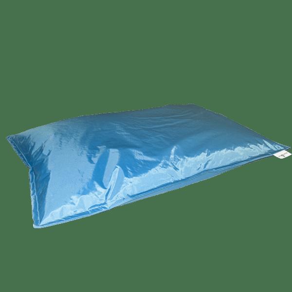 Aqua Blauwe Zitzak.Drop Sit Zitzak Nylon Aqua Blauw Zitzakken Van De Hoogste