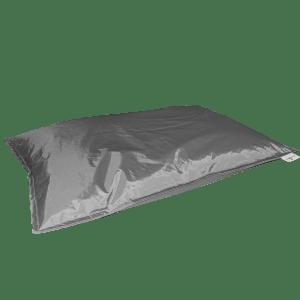 Nylon-zitzak-grijs