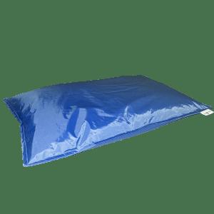 Nylon-zitzak-kobaltblauw