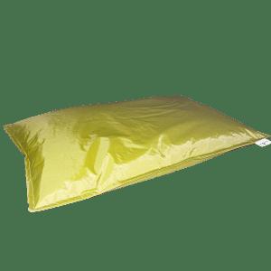 Nylon-zitzak-limegroen
